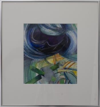 Ashe #3. Oya - Framed
